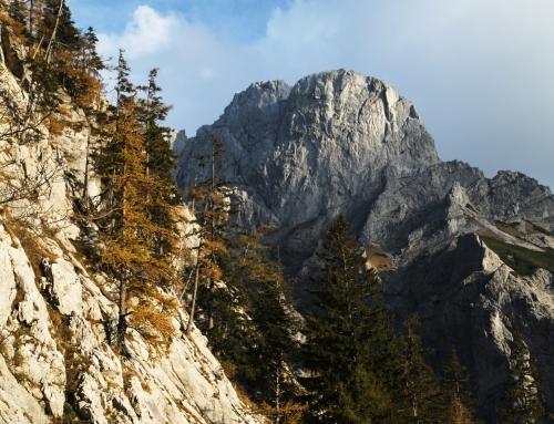 Wetzsteinkogel – Wetzsteinplatte