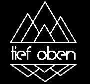 tief oben Logo