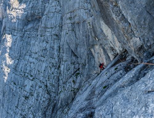Peternschartenkopf – Nordostwand